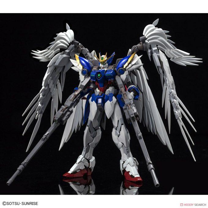 Mô hình Bandai HIRM Wing Gundam Zero Ew