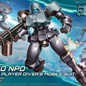 Mô hình Bandai Gundam HG BD Leo NPO