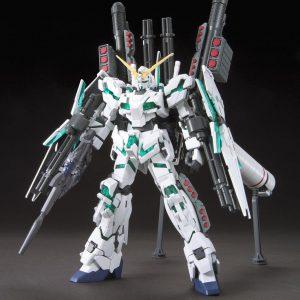 Mô hình Gundam Bandai HG Full Armor Unicorn Green Ver