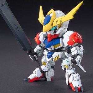 Mô Hình Lắp Ráp Gundam Bandai SD EX Standard Barbatos Lupus