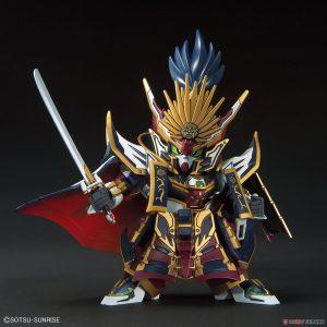 Mô Hình Lắp Ráp SDW Heroes Nobunaga Gundam Epyon Bandai