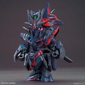 Mô Hình Lắp Ráp SDW Heroes Sasuke Delta Gundam